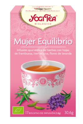 Mujer Equilibrio