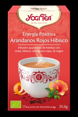 Energía Positiva Arándanos Rojos Hibisco