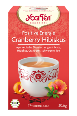 Positive Energie Cranberry Hibiskus