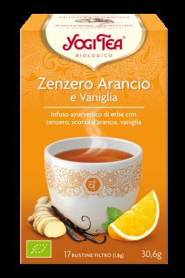 Zenzero Arancio e Vaniglia