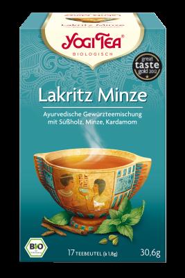 Lakritz Minze