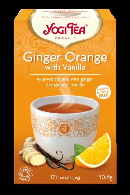 Ginger Orange with Vanilla