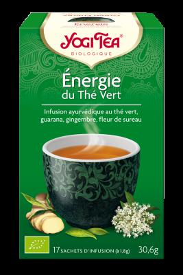 Énergie du Thé Vert
