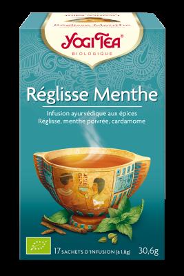 Réglisse Menthe
