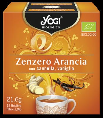 Zenzero Arancia