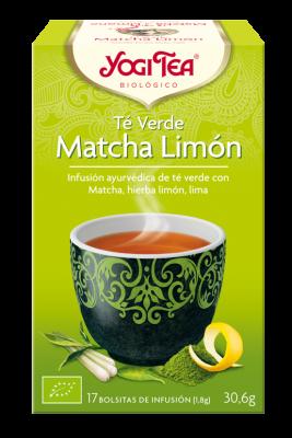 Té Verde Matcha Limón