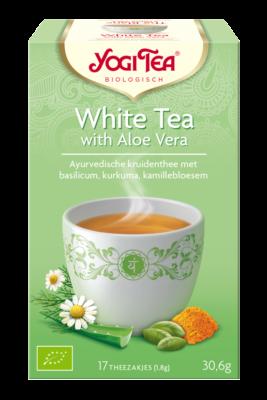 White Tea with Aloe Vera