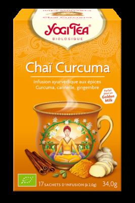 Chaï Curcuma