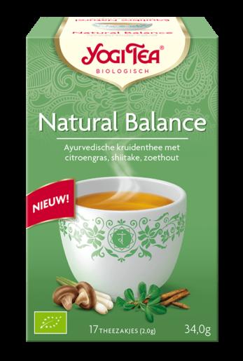 Yogi Tea Natural Balance NL