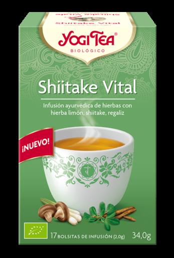 Yogi Tea Shiitake Vital