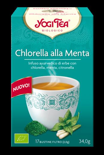 YOGI TEA® Chlorella alla Menta