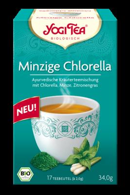 Minzige Chlorella