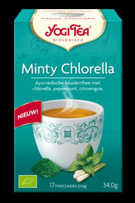 Minty Chlorella